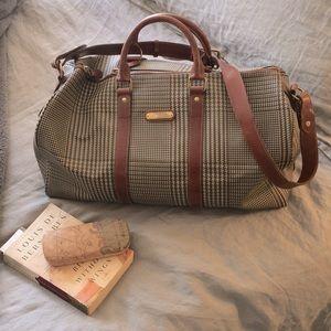 Vintage Polo Ralph Lauren Weekender Bag